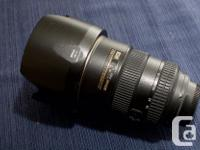 Nikon AF-S DX Zoom-Nikkor 17-55mm f/2.8 G IF-ED Lens in