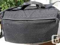 Nikon Camera Bag. Medium sized. Good condition. Lots of