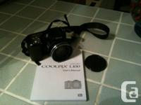 Nikon Coolpix L100 camera Like brand new condition Paid