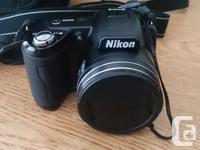 Selling Nikon digital camera with 12.1 megapixels and
