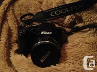 I'm looking to sell my nikon coolpix P500. I have lost