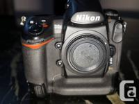 the Nikon 24.5 MP camera is a personal body only that