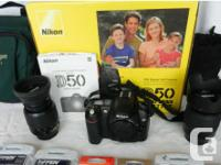 This Nikon camera kit offers an affordable, excellent