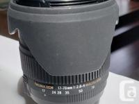 Selling my DSLR that got me started into photography.