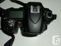 Hardly used Digital Nikon Camera I paid over $1500