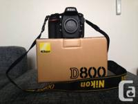I have a Nikon D800 and third party Battery Grip in