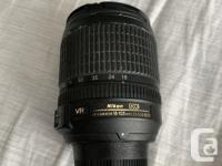 Nikon D90 camera in excellent condition. Perfect setup