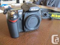 Selling my Nikon D90 as well as 18-55mm VR Nikkor lens