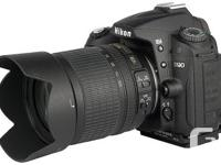 Selling my Nikon D90 body with 18-105mm and 55-300mm