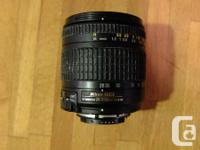 Nikon ED Lens - AF Nikkor 28-200mm 1:3.5-5.6G Great and