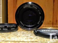Description: The Nikon FE - one of the most flexible,