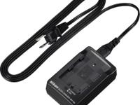 The Nikon MH-18a Battery Charger is designed to quickly