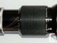 Nikon Nikkor 50-135mm f/3.5 AI-S in almost mint