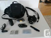 Nikon Coolpix P100 electronic cam - like brand-new, used for sale  Ontario