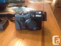This Nikon rangefinder style digital camera is the