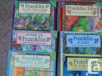 Franklin is every young child's friend. Children