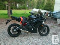 Make Kawasaki Year 2012 kms 9999 Excellent condition