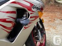Make Kawasaki Model Ninja Year 2006 kms 40000 Selling