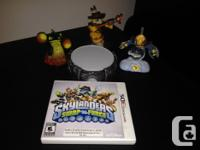 I have some 3DS games for sale - Skylanders swap force