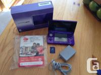 New condition, comes complete with AC adapter, stylus