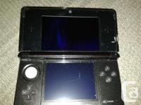 Routine size 3DS. Gently used never ever touched the