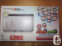 [NEW PRICE] Nintendo 3DS XL The Year of the Luigi
