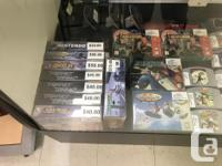 We have a pretty good selection of Nintendo 64 games