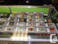 Item: We have many great N64 games to choose from and