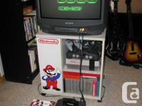 I have a Nintendo 64 system with 5 games. The system
