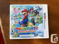 Pokemon Rumble Blast $10 Mario & Luigi Dream Team $15