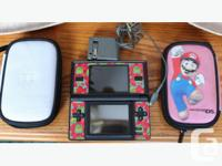 Pick Either Case The Nintendo DS Lite manages to pack