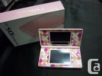 **Money Maxx Pawnbrokers** has a pink Nintendo DS lite