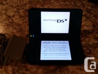 I have a Nintendo DSI XL for sale. It is in excellent