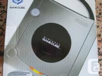 Nintendo Game Cube Limited Platinum Edition  Still in