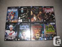 NBA Street - $10  Resident Evil - $20 SOLD  Resident