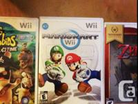 I am selling together the Nintendo Wii and PS3 consoles
