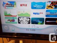 Nintendo wii with Tons of games, accessories,
