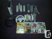 Nintendo Wii Bundle   4 x Game(Disk+Case+Manual) 2