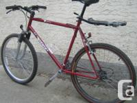 Nishiki - Expedition - Tall Frame with 26 inch tires