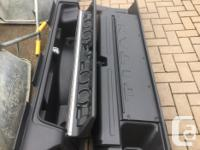 Two brand new Titan tool boxes never used. All mounting