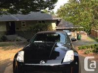 Make Nissan Model 350Z Colour Black Trans Manual kms