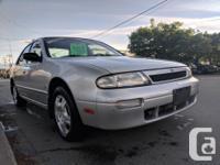 Make Nissan Model Altima Year 1994 Colour Light Silver