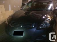 Make. Nissan. Model. Altima. Year. 2012. Colour. GREY.