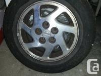 "Nissan Maxima 15"" Silver Factory Aluminum Alloy Wheel"