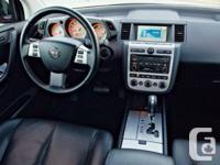 Make Nissan Model Murano Year 2007 Colour Grey kms 220