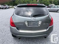 Make Nissan Model Murano Year 2007 Colour Grey kms