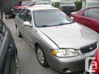 NISSAN SENTRA GXE 2002 , ((((  WOW 38 000 KM  )))))  4