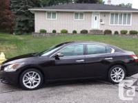 Available, 2011 Nissan Maxima SV. Packed-- Tidy CarFax