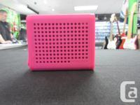 Nixon 'Turn It Up' Mini Blaster Bluetooth speaker can