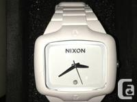 The watch is in ideal, brand-new condition, just worn a